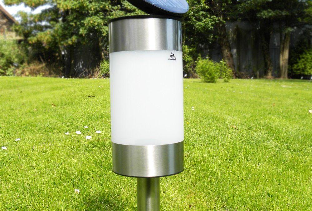 Lampade da giardino ad energia solare no grazie ecosistema