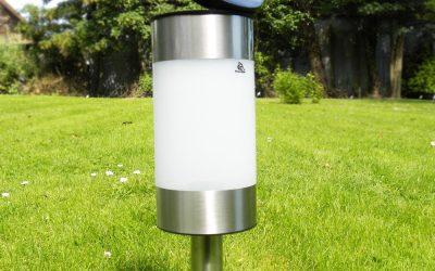 Lampade da Giardino ad Energia Solare? No grazie.
